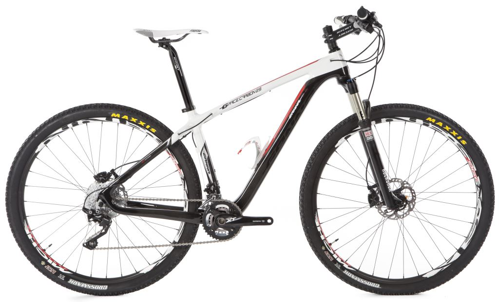 "Ganna MTB Bicykel G-RACE CARBON PRO 29"" 20sp."