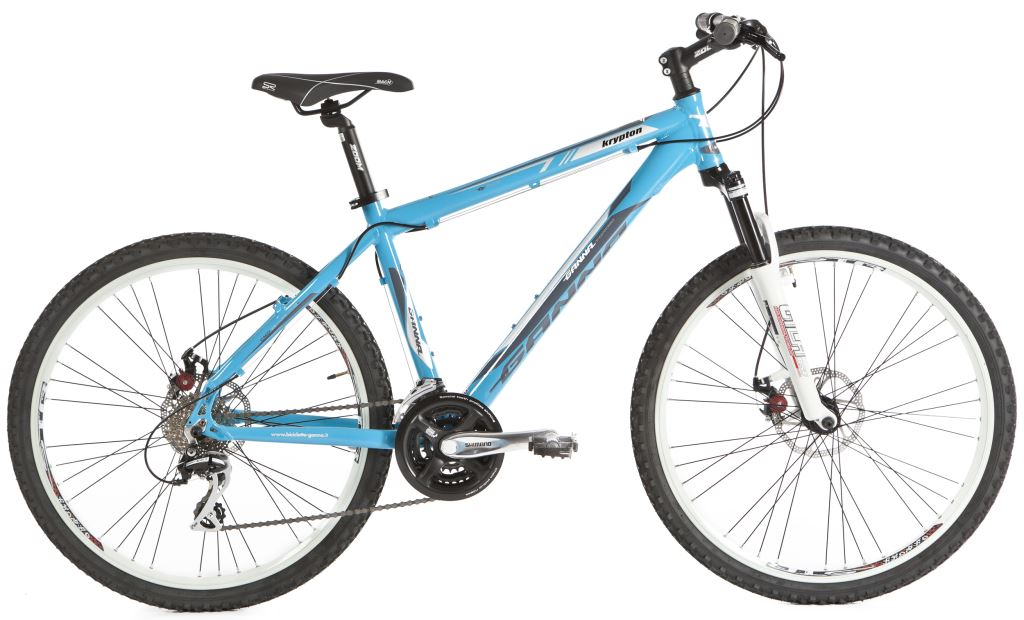 "Ganna MTB Bicykel KRYPTON 26"" 24sp."