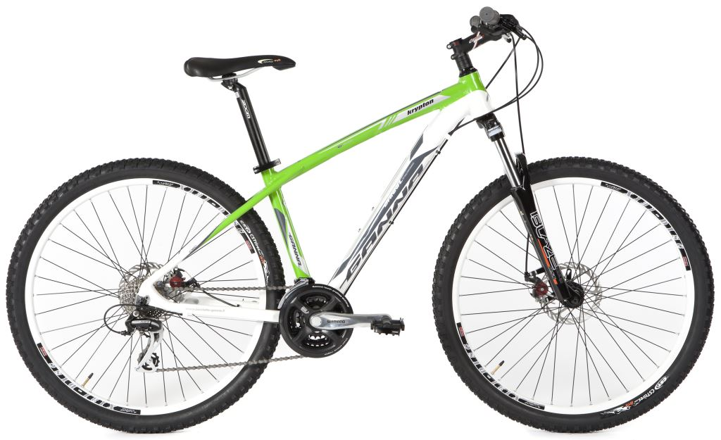 "Ganna MTB Bicykel KRYPTON 27.5"" 24sp."