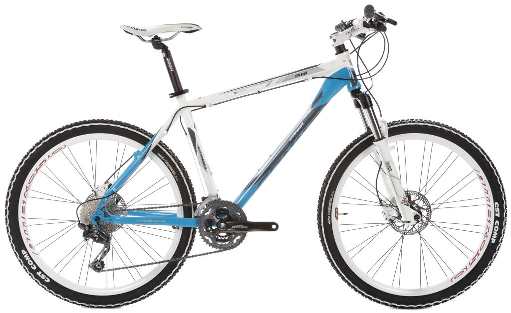"Ganna MTB Bicykel ROCK 26"" 30sp."